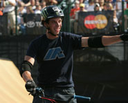Mike Spinner is a rising superstar in the action sports world.