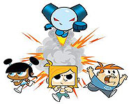 Robotboy is one of Cartoon Network's highest rated shows.