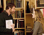 Smart People stars Dennis Quaid, Sarah Jessica Parker, and Ellen Page.