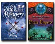 We dug for treasure in Kai Meyer's pirate-packed Shell Magicians novel. Read our review to see if we found any!
