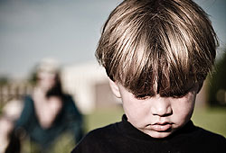 Child abuse comes in the form of physical, emotional or sexual abuse, or neglect.