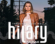 Hilary McRae's firts album is called Through These Walls.