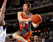 SteveNash is one of the most glabally conscious athletes in the world.