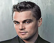 Leonardo DiCaprio drives a hybrid vehicle.
