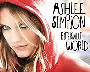 Ashley Simpson has just released her new album Bittersweet World.