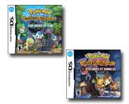 Unlock Pokemon, areas, items and boss battles with these cheat codes for the Pokemon Mystery Dungeon games for DS!