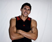 Eduardo Najera of the Denver Nuggets was born in Chihuahua, Mexico.