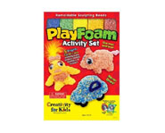 Mix and mold your Play Foam to create just about anything you please!