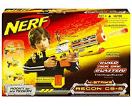 The new Nerf N-STRIKE Recon CS-6 is one serious dart blaster.