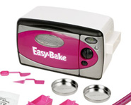 The Easy Bake Oven has been around since 1963!