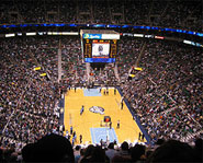 Enery Solutions Arena is one of the loudest arenas in all of sports.