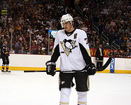 Evgeni Malkin of the Pittsburgh Penguins is one of the future superstars in the NHL.