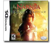 Help Prince Caspian and the Pevensie kids save Narnia in this new DS RPG. Plus, try out the new DGamer online chat! We review it.