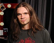 Bo Bice was the runner-up when Carrie Underwood took top spot.
