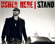 Usher's new album is Here I Stand, featuring hit single Love in This Club.