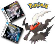The Pokemon: The Rise of Darkrai DVD has arrived and Pokemon collectors can capture the legendary nightmare Pokemon at Toys 'R Us - here's how!