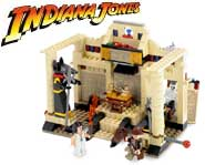 Experience the adventure of the Indiana Jones movies with this LEGO kit. We review it here.