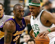 The Celtics and Lakers rivalry is finally rekindled.