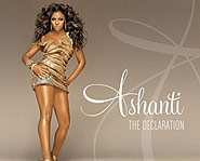 Ashanti is back with her new album The Declaration.
