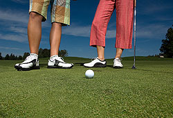 Tee off with your dad!
