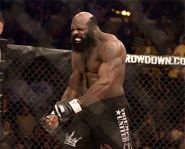 Kimbo Slice is one of the hottest names in pro sports right now.
