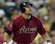 Lance Berkman of the Houston Astros is having an MVP calibur season.