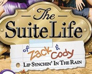 The Suite Life of Zack and Cody Lip Synchin' in the Rain DVD is in stories June 17, 2008.