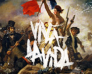 Coldplay's latest album is Vida La Vida.