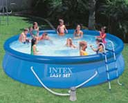 Beat the summer heat with a cool splash in a pool. We look at a few and here are our reviews!