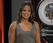 Host Laila Ali.