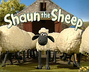Shaun the Sheep is now a very successful short, animated program.