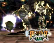 Monster Lab game for DS and Wii lets you design monsters and send them into battle! Check out the fun with our preview.