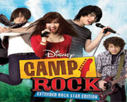 Disney's Camp Rock DVD hit shelves August 19, 2008.