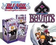 Bleach.com, yoshimo soma, ryo udagawa, ban and ho, tcg, ccg, bleach card game, dolls, dual characters, dual energy, duel, animals, score, officialbleachtcg.com, rukia, tv show, cartoon