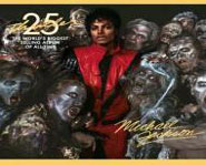 Michael Jackson released Thriller 25 to celebrate the 25th anniversary of the multi-million selling album.