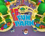 Hit the Six Flags Fun Park video games for a dose of multiplayer minigames! Here's the video trailer and more with our game preview.