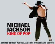 Michael Jackson releases the King of Pop in countries across the world. Fans voted on which tracks they wanted on their version of the album.