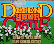 Defend your castle from an army of angry stick figures by flinging them around in this wicked WiiWare game. Here's Gary's game review.