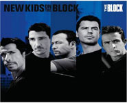 New Kids on the Block release their first studio album in fourteen years, The Block, on Interscope Records, September 2, 2008.