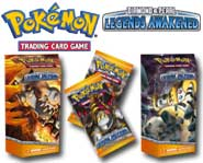 Unleash Heatran and Regigigas with the new Pokemon card game set – Legends Awaken! Here's Gary's Pokemon review.