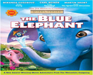 The Jim Henson Disoveries Presents the Blue Elephant, out on DVD September 9, 2008