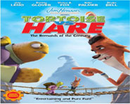 The Jim Henson Company Presents Tortoise vs. Hare, out on DVD September 9, 2008.