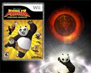 Po returns with Tigress, Monkey and Shifu to battle Tai Lung in the new multiplayer fu-fest for Nintendo Wii! Check out the trailer here.