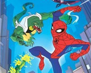 The first Spectacular Spider-Man DVD hit shelves on September 9, 2008.