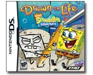Use your mad art skills to save Bikini Bottom in the new Drawn to Life: SpongeBob SquarePants Edition game for Nintendo DS! We review it.
