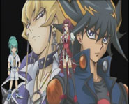 Yu-Gi-Oh! 5Ds, the third show in the wildly popular card dueling series, airs this September 13, 2008 on CW4Kids.