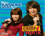 Disney Music release Camp Rock Karaoke September 16, 2008.