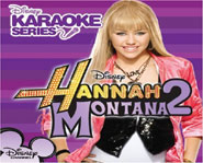 Disney Music releases Hannah Montana 2 Karaoke on September 16, 2008.