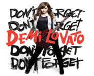 Demi Lovato's debut album, Don't Forget.