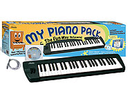 Learn to play piano with My Piano Pack!